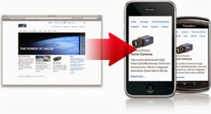Mobile First Web Design Blog Image