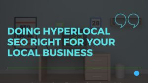 Hyperlocal Seo Blog Image