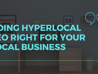 Hyperlocal Seo Blog Image