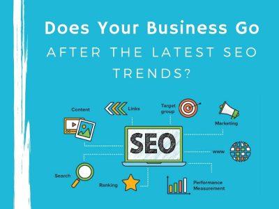 Latest Seo Trends Blog Image