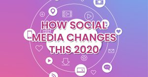 How social media changes Blog Image