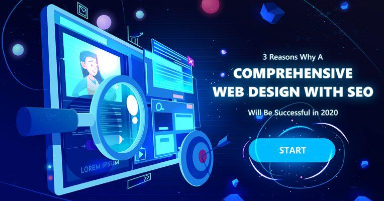 Comprehensive web design Blog Image