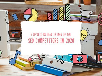 Seo Competitors in 2020 Blog Image