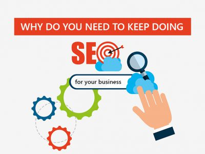 Seo for your business Blog Image