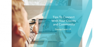 Tips to Connect with your Clients Blog Image