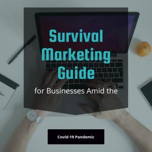Survival Marketing Guide Blog Image