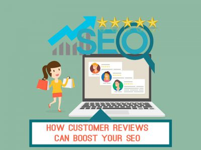How Customer Review can Boost your seo Image