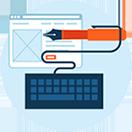 Web Design Service Icon