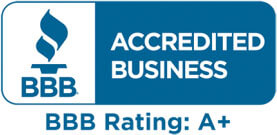 BBB Rating Badge