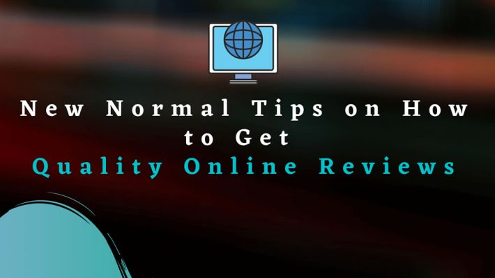 How to Get Quality Online Reviews Blog Image