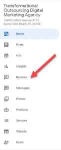 Flagging Reviews at Google