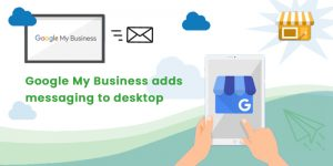 Google My Business adds